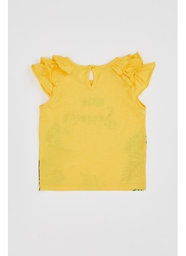DeFacto Body Sarı
